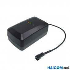 lokalizator gps - Lokalizacja w czasie rzeczywistym – Bat 5500 mAh - HAICOM - HI 604x