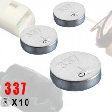 Akumulatory Mikrosłuchawka - 10 baterie Mikrosłuchawki - ft32pl