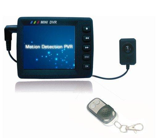 Mikro rejestrator wideo – LCD – ukryte Kamery guziku – dvr22x - Sklep minikamery.net