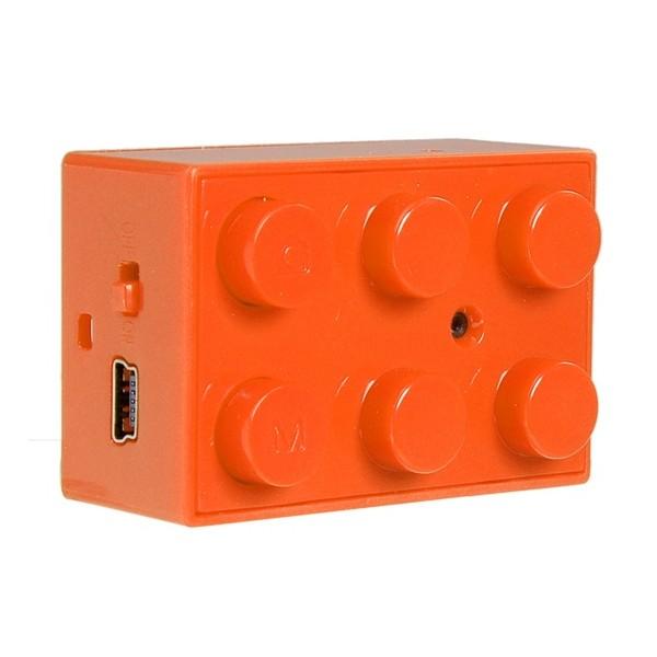 ukryta kamera rejestrator z kawałka lego – ja33leg - Sklep kameryszpiegowskie.com