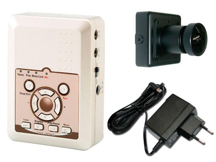 Rejestrator samochodowy wysokiej wydajności pro-TD1 - Sklep kamerysamochodowe.net