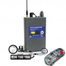 Wykrywacz częstotliwości GSM - PRO-6000GSM