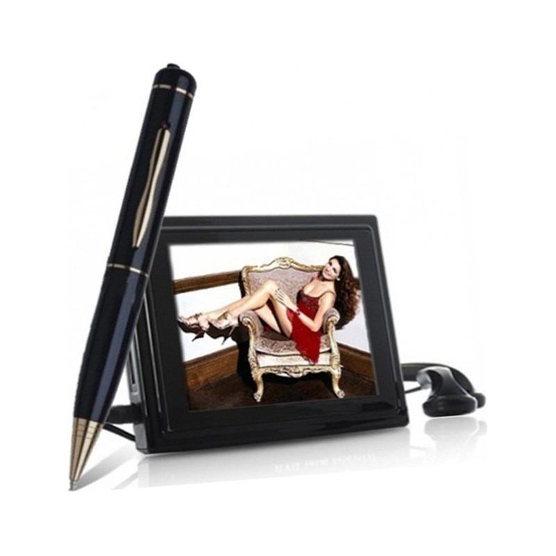 Długopis RF Wideo i Audio – 50mts – Kamery RF i DVR Ukryte - Sklep minikamery.net