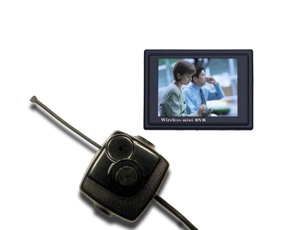Kamery RF Wideo i Audio – 50mts – RF i DVR Ukryte - Sklep kameryszpiegowskie.com