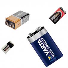 Akumulatory i batterie 9V - Wiele Marki