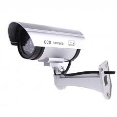 Fałszywe kamery CCTV – Atrapy – Symulacja – Kolor Szary