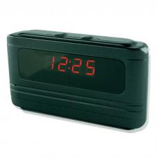 Mikrokamera zakamuflowana w budziku - ukryta w budziku – Kolor Czarny