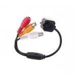 Miniaturowa kamera z mikrofonem 600TVL