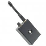 Odbiornik bezprzewodowego UHF – Mini / trochę – 2 kanały (ab) – 300 metrów