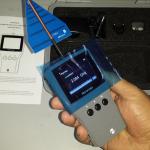 PRO-W10GX - Detektor i Wykrywacz częstotliwości -  Profesjonalny wykrywacz podsłuchów i kamer