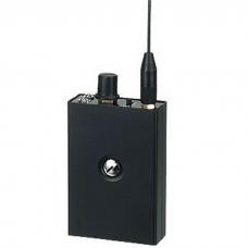 Profesjonalny odbiornik bezprzewodowego UHF - 3 kanały (abc) - 300 metrów