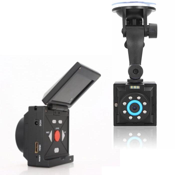 Samochodów DVR – Mini HD DVR samochodów Driving Recorder – S6000 - Sklep kamerysamochodowe.net