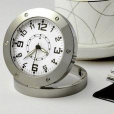 Stojący zegar szpiegowski - ukryta kamera zegar na pulpicie - detektor ruchu - DVRi1