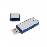 Cyfrowy dyktafon ukryty w pamięci USB -  5 do 8 godzin pracy - pendrive 4gb - CK12Vr