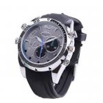 ukryta kamera dvr  w eleganckim zegarku - zegarek - zegarek na rękę