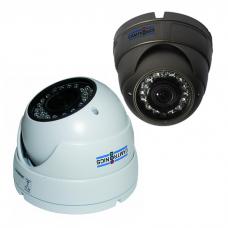Kamera z CCTV IR (wandaloodporna kopułkowa) - CCTV - DM-420IR