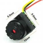 Minikamera moduł z fonią MC900A - CCTV Kamery