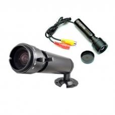 Profesjonalne kamery CCTV z ręcznym zoomem i ostrością - kamery CCTV - KPC-S230CV