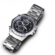 ukryta kamera dvr w zegarku 4GB – zegarek – zegarek na rękę - DVRZ1