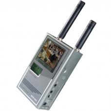 Wykrywacz kamer bezprzewodowych – 2,5 lcd – WCS-99XII