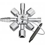 Knipex TwinKey - Klucz wielofunkcyjny - klucze uniwersalne - K001101 - Multipick