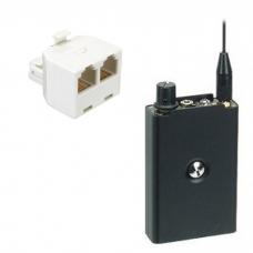 Odbiornik bezprzewodowego 3 kanały (ABC) i Mikrofon (MT-600) UHF - UHF-K02-2