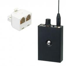 Odbiornik bezprzewodowego 3 kanały (ABC) i Mikrofon (MT-600) UHF - UHF-K03-2