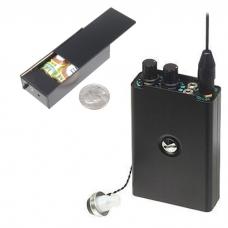 Odbiornik bezprzewodowego 6 kanały (ABCDEP) i Mikrofon (ULX-40) UHF - UHF-K04