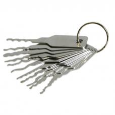Zestaw symulatorów SouthOrd do wkladek ze sztyftami, 11-czesciowy - Multipick - Try out Picks - SDJ-11