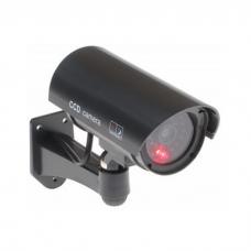 Fałszywe kamery CCTV – Atrapy – Symulacja – Kolor czarny