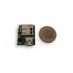 Mini rejestrator - Dyktafon podsłuchowy - Moduł bazowy / Płyta elektroniki - PRV-X1
