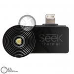 Termiczny aparat kompaktowy - Wizja cieplna - Do APPLE - 32Mpx - 300 metrów - TERM02