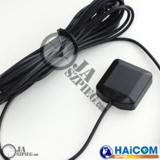 Antena GPS zewnętrzna do urządzeń do śledzenia satelitarnego - Odbiornik GPS USB - GPS USB external antenna – HI-206 USB – HAICOM