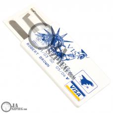 Zestaw picków w formie karty kredytowej - pick ukryty w karty – ślusarskich / ślusarz – 30233 - MultiPick