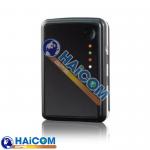 Lokalizator GPS Mini Prywatne lub Professional - mały 46X70X19mm – długa żywotność baterii 3000mAh – HAICOM – HI-602X PRO-M