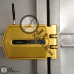 Zamki elektroniczne - blokada zabezpieczenia przed kradzieżą - bezprzewodowy Kod walcówka - SE268J