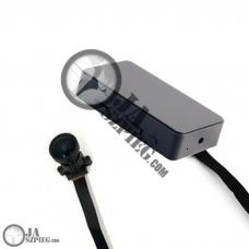 Kamera szpiegowska HD z czujnikiem ruchu i dźwięku – elastyczny kabel 15cm z miniaturową kamerę - Kąt rejestracji 160 stopni - Do 10 godzin ciągłego – 90 dni w trybie detekcji – ZPR004v3