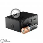ukryta mini kamera WiFi IP 720P szpiegowska FHD - 150 metrów p2p - 8 godzin ciągłej pracy - ZETTA ATTEZ - ZPR062