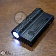 Dyktafon ukryty w latarce - Pracy na baterii aż do 175 godzin - Q5