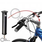 Lokalizator ukryty w rurze sterowej roweru - lokalizator gps do roweru - Spybike -RWGPS2