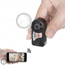 Mikrokamera Full HD IR IP WIFI - Detekcja ruchem - Kamery Podręczne i Przenośne - DVQ7