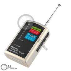 Kompaktowy wykrywacz kamer bezprzewodowych i podsłuchów - PRO WIFI 3G 4G RF Detektor - Suresafe - SH055NV